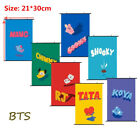 21*30 POP BTS Wall Hanging Cool Boys Cartoon Poster Love Yourself 97k Home
