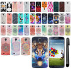 For Samsung Galaxy S 4 AT&T I9500 I9505 HARD Protector Back Case Cover + PEN