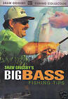 DVDs Bluray Discs - Shaw Grigsby Big Bass Fishing Tips DVD NEW Unopened