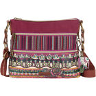 Sakroots Artist Circle Basic Crossbody 13 Colors Cross-Body Bag NEW