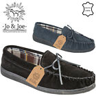 MENS JO&JOE SLIP ON LOAFERS CASUAL WALKING SHOES COMFORT FLAT UK  7 8 9 10 11 12