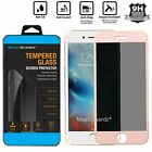 3D Full Cover Privacy Tempered Glass Screen Protector for iPhone 6 7 8 Plus