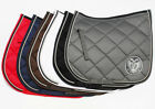 NEW Rhinegold Elite Vented Horse or Pony Saddle Cloth Pad Lots Colours £18.99