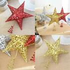 Hot Christmas Tree Topper Star Treetop Decor Topper Exquisite Shimmery Star