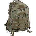 Highland Tactical Stealth Heavy Duty Large Tactical Everyday Backpack NEW