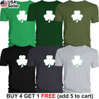Shamrock Clover St Patrick's Day T-Shirt Irish Paddy's Funny Bar Party Drinking