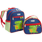 Sydney Paige Buy One/Give One Toddler Backpack + Lunch Circadian Backpack NEW