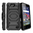 For ZTE Majesty Pro, Majesty Pro Plus, Shockproof Clip Stand Case - Cute Pets