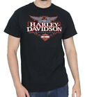 Harley-Davidson Mens Super Renegade Wings with B&S Black Short Sleeve T-Shirt $9.99 USD