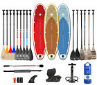 TwoBareFeet Phatpad 10'10 x 4'' Inflatable Paddleboard + SUP Package Choice