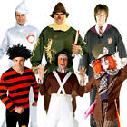 World Book Day Week Adults Fancy Dress Fairy Tale Mens Costume Outfit Character