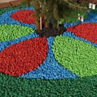 Decorative Garden CHIPPINGS Stones Home Garden COLOURED Gravel Vibrant Colours