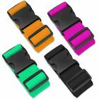 Adjustable Luggage Suitcase Travel Strap Belt Buckle Safe Tie Down  5cm x 1.8m