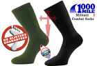 1000 Mile Worlds Best Military / Combat Socks All Sizes - Blister Free guarantee