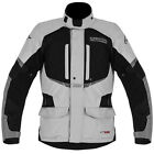 Alpinestars Stella Andes Jacket Ladies Black Grey Textile Motorcycle Jacket