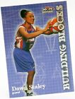 1999 Hoops WNBA Building Blocks Insert Set Singles Basketball Trading Cards