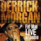 Morgan Derrick - Fat Man Live In London NEW CD