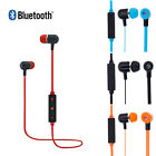 New Bluetooth 4.1 Wireless Stereo Bass Earphone Sport Headsets Headphone Earbuds