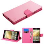 MyJacket wallet (with card slot) (with Package) for ZTE N9518 (Warp Elite)
