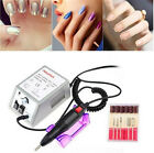 Professional Pedicure Manicure Kit Electric Nail File Drill Manicure Machine Set