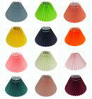 """New 12"""" Pleated Coolie Pendant Ceiling Table Lamp Shade"""