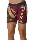 Ed Hardy Men's Cotton Premium Vintage prints Boxer Brief