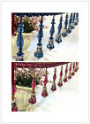 1M beading High-end  Fringe Upholstery Curtain Trim Costume/Craft/Sewing   AAAAA