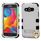 TUFF Hybrid Phone Protector Cover for SAMSUNG G386T (Galaxy Avant)