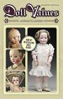NEW 6000+ DOLL PRICE GUIDE COLLECTOR BOOK Cloth Plastic Composition Bisque Wood