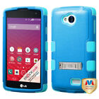 TUFF Hybrid Phone Protector Cover for LG LS660 (TRIBUTE)