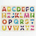 Wooden Animal Letter Puzzle Jigsaw Early Learning Educational Baby Kids Toys New