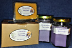 **NEW** Hand Poured Spa Scents Soy Candles Tarts & Votives - Clementine Lavender