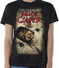 ALICE COOPER Spend The Night With Spiders Tour 2017 T-SHIRT OFFICIAL MERCHANDISE