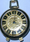 New Old Progenitor LeJour SWISS 17J Pendant Alarm Travel Watch Pocket Be made Up