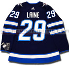 PATRIK LAINE WINNIPEG JETS ADIDAS ADIZERO HOME JERSEY AUTHENTIC PRO $150.77 USD on eBay