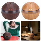 LED Light Ultrasonic Aroma Diffuser Humidifier Aromatherapy Essential Oil Set