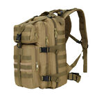 35L Outdoor Tactical Molle Military Rucksacks Backpack Camping Sport Bag