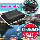 Pond FREE Liner Underlay Fast Life Delivery 50yr FREE UK STOCK with D