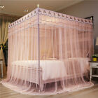 princess style mosquito net bed curtain netting canopy newly listed with frames image