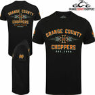 Orange County Choppers Mens OC 99 Pinstripe T Shirt Official OCC Motorbike