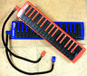 More images of Melodica / Melodion Hohner 32 Keys Piano: Ocean Blue / Fire Red