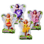 Fairy Doll Flower Girls Toy Large Magical Play Party Fairies Princess Costume