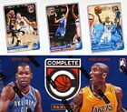 2015-16 Panini Complete Base Set Singles Basketball Sports Trading Cards #1-165