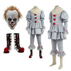 New Pennywise Clown Costume Customized Halloween Cos Play Suit Cosplay Costume