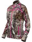 Castle X Fusion Realtree Womens Mid-Layer Jacket Brown