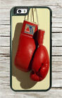 SPORT BOXING RED GLOVES CASE FOR iPHONE 8 or 8 PLUS -hjn7Z