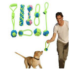 Dog Pet Toy Dog Chew Cotton Rope Ball Grinding Teeth Knot Pet Toys Accessories