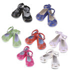 18 Inch 45cm American Girl doll 7cm Doll Shoes Mini Leather Shoes *