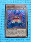 Construction Train Signal Red DRLG-EN038 Super Rare Yu-Gi-Oh Card 1st Edit New