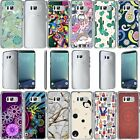 For Samsung Galaxy S8 SM-G950 Slim Fit Durable Clear TPU Case - Pattern